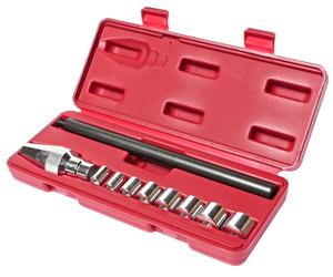 Набор инструментов для центровки сцепления в кейсе 10 предметов JTC-2120