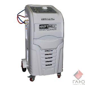 Станция автоматическая для заправки автомобильных кондиционеров с принтером KRW134A PlusPR