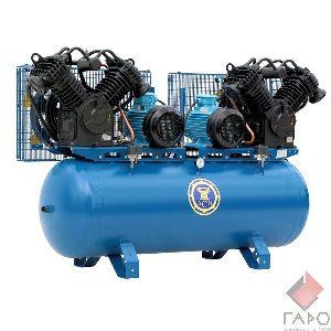 Поршневой компрессор с ременным приводом К-3
