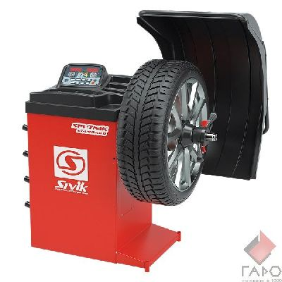 Стенд для балансировки колес SIVIK SPUTNIK STANDART СБМК-60