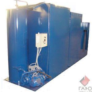 Очистные сооружения на 2-3 поста УКО-2П