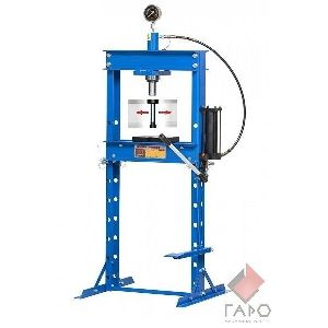 Пресс гидравлический ручной/ножной с подвижным штоком на 20 тонн ZD-07201Y-J